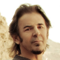 Photo of Jonathan Cain of Journey